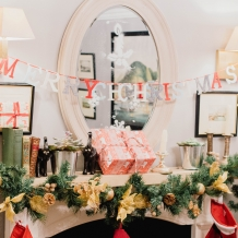 Dollar Store Christmas Decor You'll LOVE